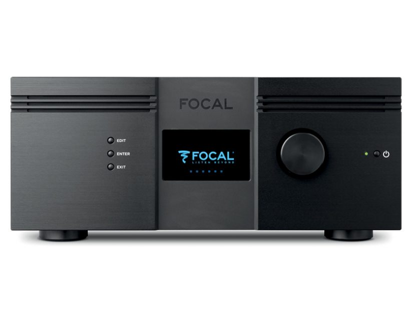 FOCAL ASTRAL 16 EQUIPAMENTO HIGH-END PARA CINEMA EM CASA EISA 2019-2020
