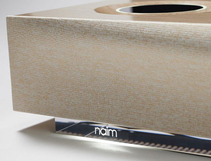 Naim Mu-so Wood Edition 07