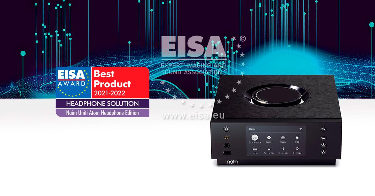 Naim Atom Headphone Edition EISA